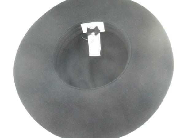 snidel(スナイデル) ハット F 黒 4