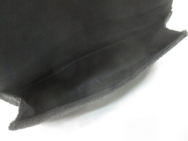 ノーブランド クラッチバッグ ブラック 5