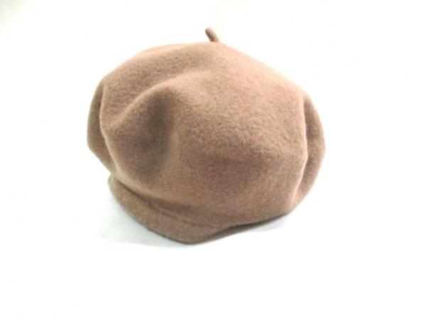 【中古】ユナイテッドアローズ UNITED ARROWS 帽子 ブラウン
