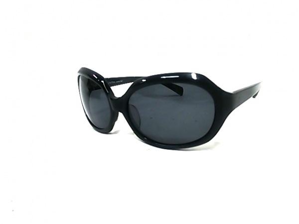 【中古】ユナイテッドアローズ UNITED ARROWS メガネ ブラック