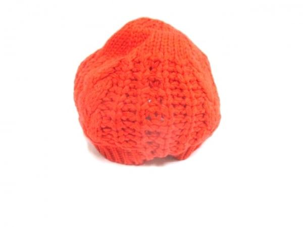 BANANA REPUBLIC(バナナリパブリック) ニット帽 One  オレンジ 1