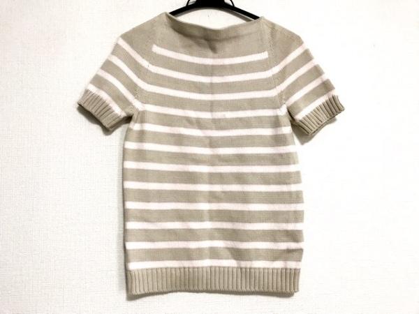 ユリパーク 半袖セーター レディース美品