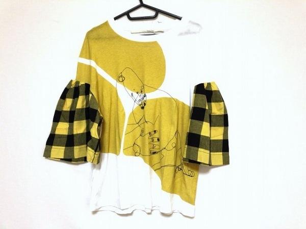 テラ 七分袖Tシャツ サイズS レディース