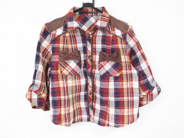 プライド 半袖シャツ サイズ36 S美品
