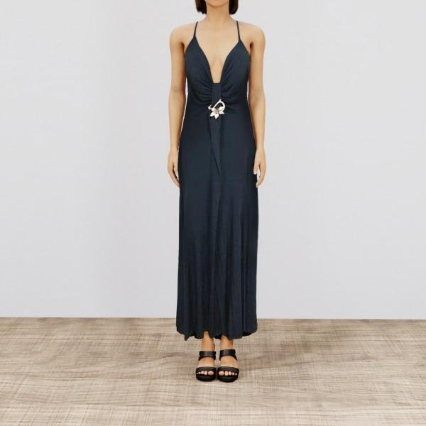 ロベルトカヴァリ ドレス サイズ8 M美品