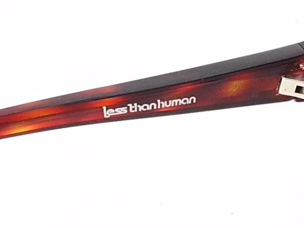 レスザンヒューマン メガネ Cia 9610