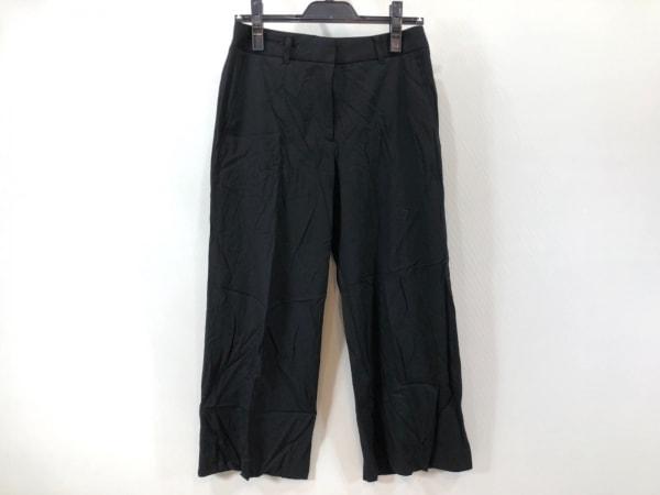 synchro crossings(シンクロクロシング) パンツ サイズ36 S レディース 黒 七分丈