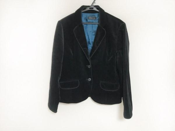 カンサイ ジャケット サイズ11 M 黒 BIS