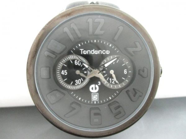 テンデンス 腕時計美品  ガリバーラウンド