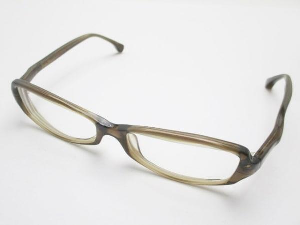 レスザンヒューマン メガネ美品  度入り
