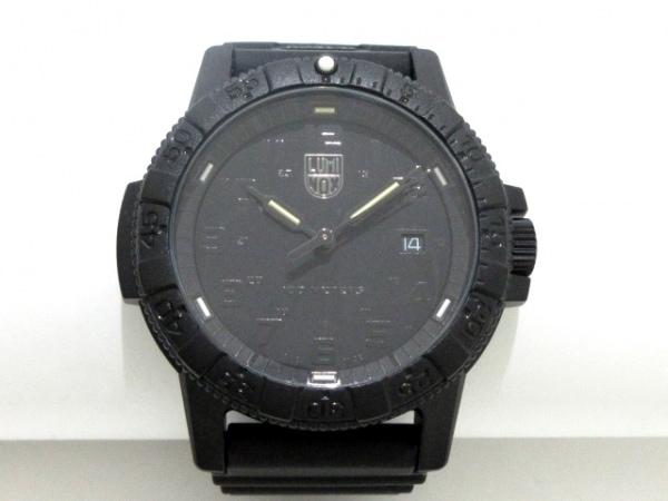 ルミノックス 腕時計美品  XS.0321.BO 黒