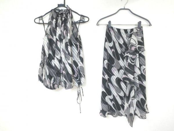La Defence(ラデファンス) スカートセットアップ サイズ9 M レディース美品
