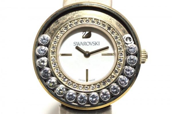 スワロフスキー 腕時計 - レディース