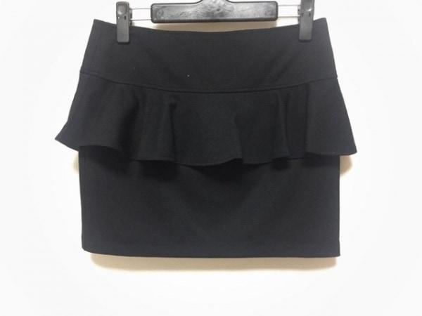 ピンキーガールズ スカート サイズS 黒