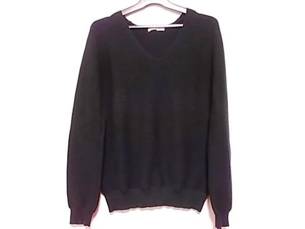 オペーク 長袖セーター サイズ36 S 黒