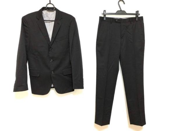 コンプリート シングルスーツ メンズ 黒
