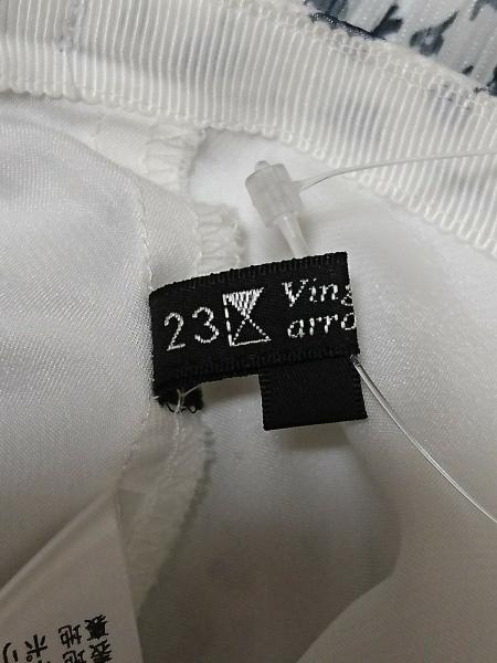 ニジュウサンク スカート サイズ36 S美品