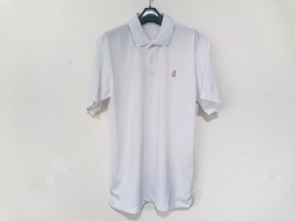 The Ritz-Carlton(ザリッツカールトン) 半袖ポロシャツ サイズLL メンズ美品  白
