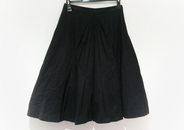 VERONIQUE BRANQUINHO(ヴェロニク・ブランキーノ) スカート サイズ36 S レディース 黒