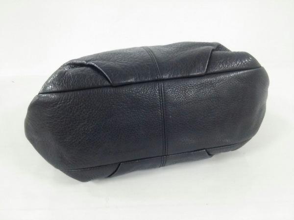 コーチ ハンドバッグ F17165 黒 レザー