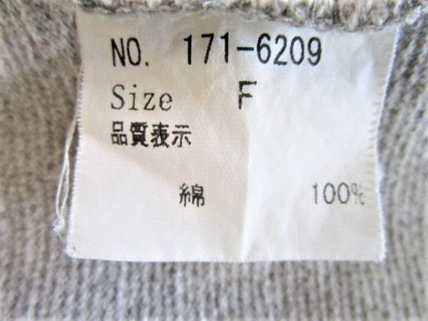 ホームスパン 半袖カットソー サイズF