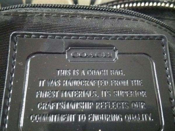COACH(コーチ) トートバッグ F21950