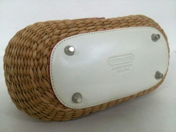 COACH(コーチ) ハンドバッグ美品  - 6272