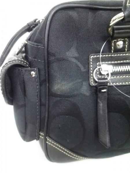 COACH(コーチ) ハンドバッグ美品  6232 黒