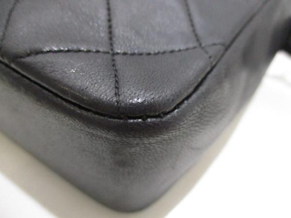 シャネル ハンドバッグ マトラッセ 黒
