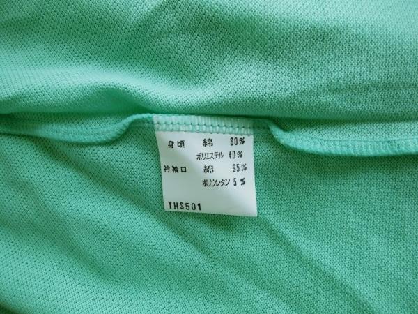 ユキコハナイ 半袖ポロシャツ サイズL
