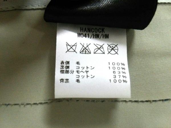 ハンコック コート サイズ36 S メンズ美品