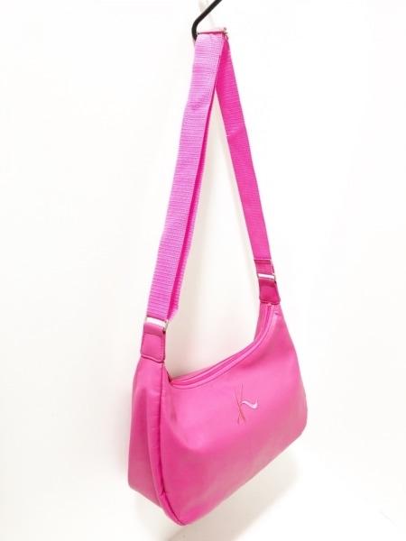 キタムラ ショルダーバッグ美品  ピンク