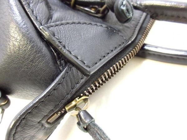 バレンシアガ ハンドバッグ - 241414 黒