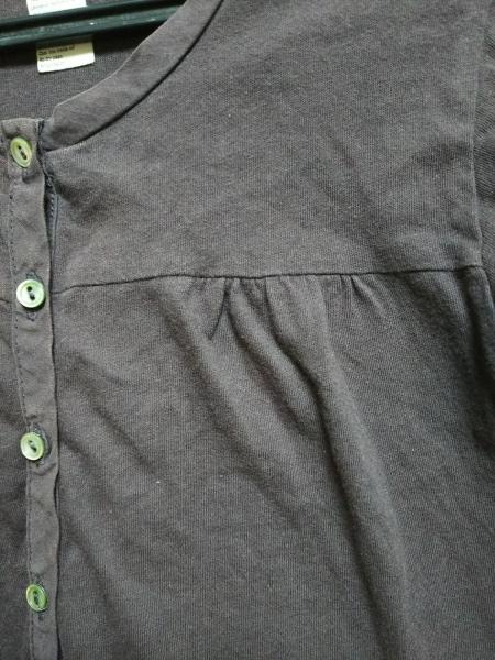 ボンポワン 長袖カットソー サイズXS