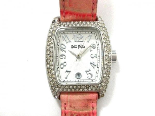 フォリフォリ 腕時計 - レディース
