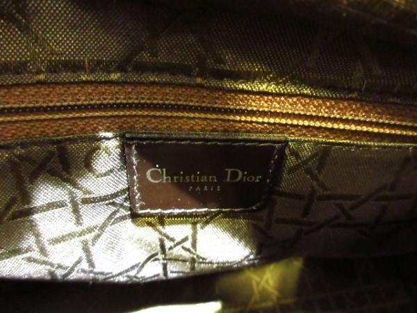 クリスチャンディオール ハンドバッグ美品