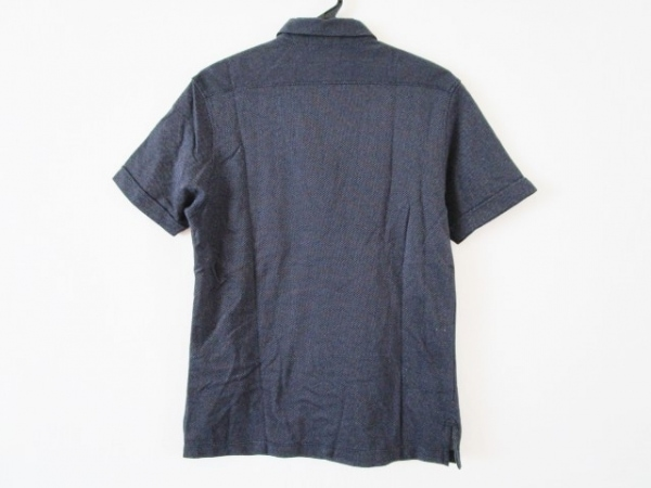 ジョセフオム 半袖ポロシャツ サイズ48 XL