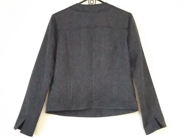 イエガー ジャケット サイズ10 L ネイビー