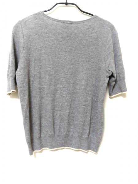 ルトロワ 半袖セーター レディース美品