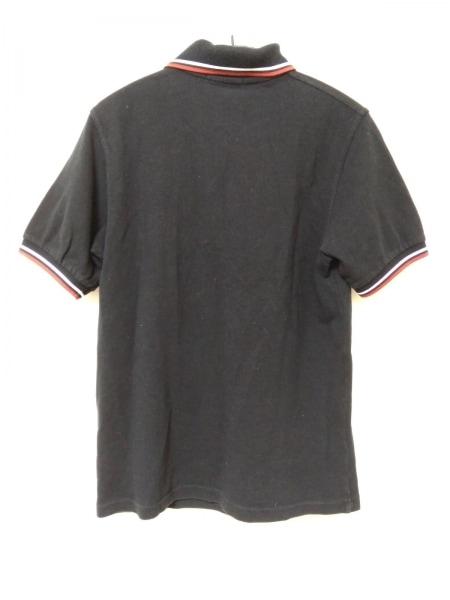 フレッドペリー 半袖ポロシャツ メンズ 黒
