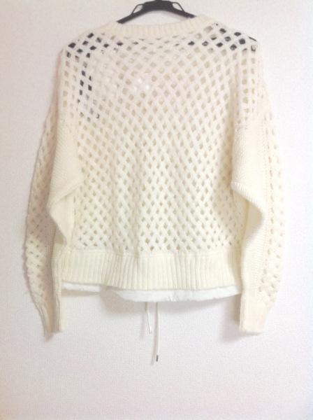 ディーゼル 長袖セーター サイズXS 白
