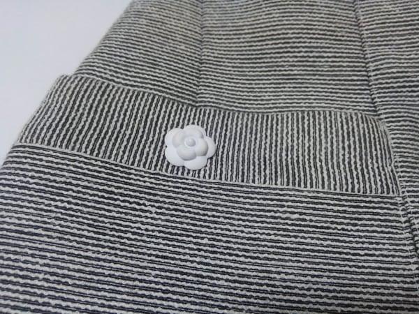 ルネ ショートパンツ サイズ34 S 黒×白