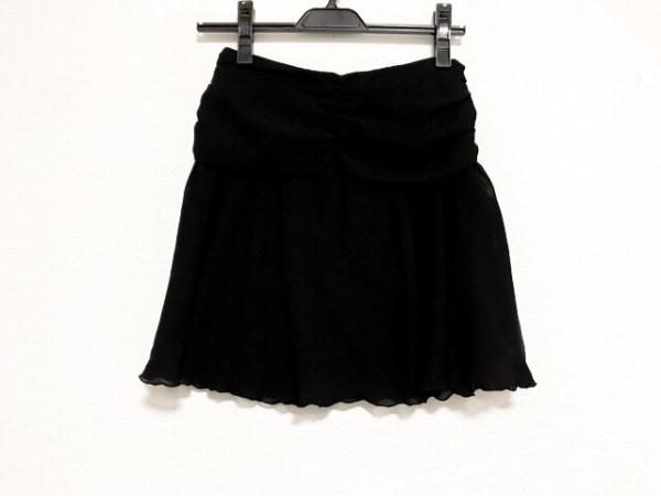 ビッキー ミニスカート サイズ1 S美品  黒