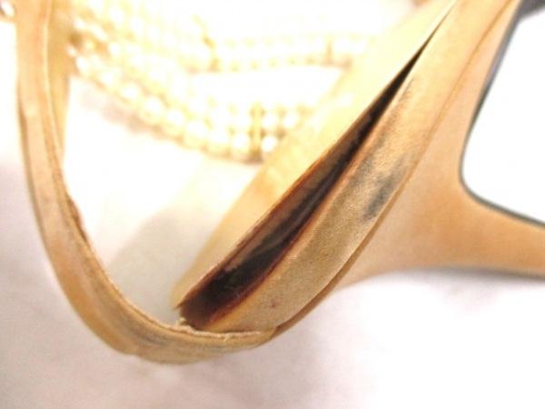 ツルバイマリコオイカワ サンダル 37