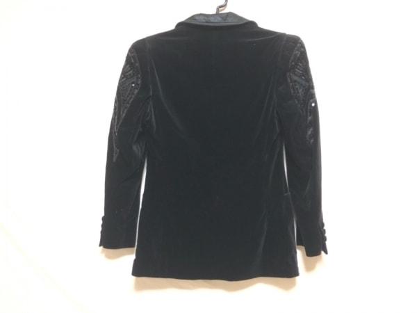 エスカーダ ジャケット サイズ36 M 黒