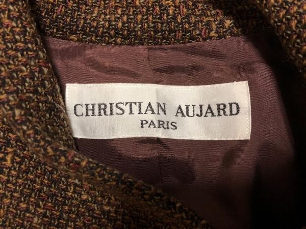 クリスチャンオジャール スカートスーツ