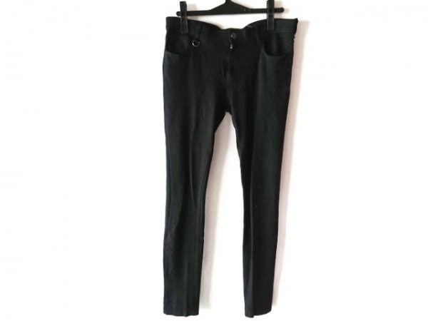 バーバリーブリット パンツ サイズL 黒
