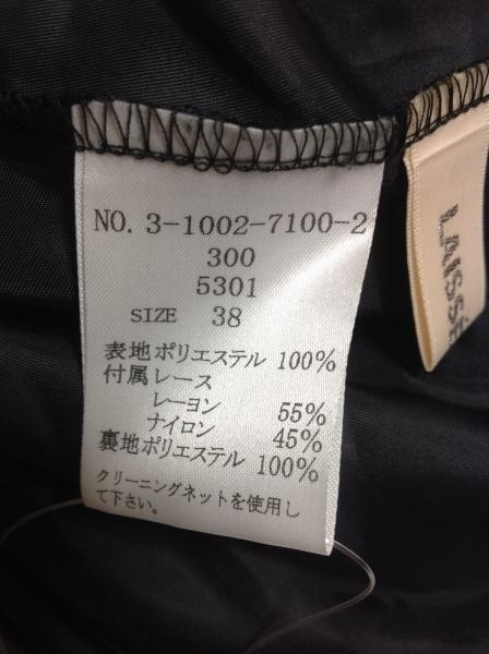 レッセパッセ ドレス サイズ38 M レース