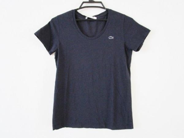 ラコステ 半袖Tシャツ サイズ36 S ネイビー