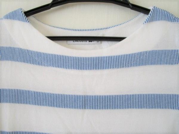 ラコステ 半袖セーター サイズ34 S美品